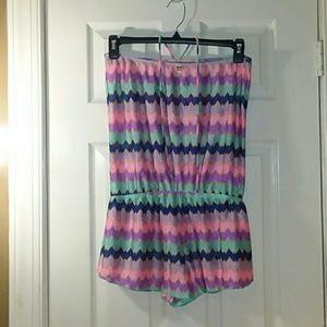 Victoria's Secret swimsuit cover romper